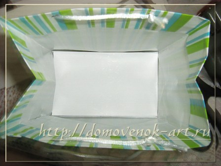пакет бумажный далее