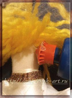 кукла тильда своими руками волосы