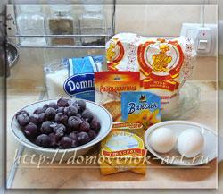 венский пирог ингредиенты