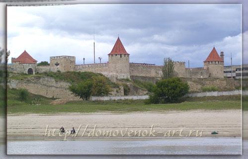 Это исторический памятник Бендерская крепость