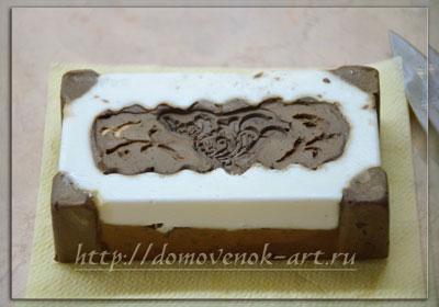 мастер класс мыло из детского мыла с кофейным ароматом