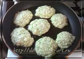 рецепт кабачковых оладий с фото
