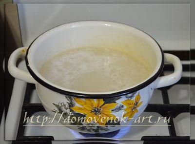 Варим рис для суши Эби Темпура дома