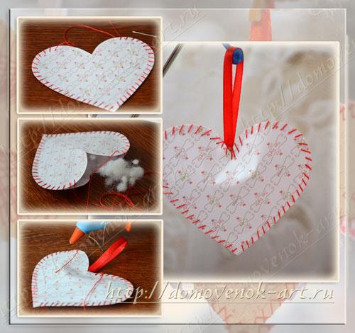 Как украсить дом ко дню Святого Валентина своими руками