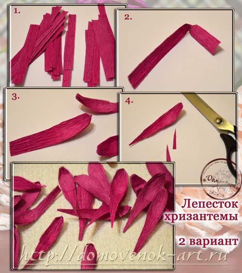 lepestok-xrizantemy-iz-gofrirovannoj-bumagi-2-sposob