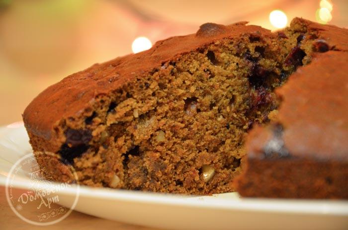 Веганская выпечка: кофейный пирог. Проверенный рецепт