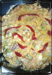 блюдо из вареной курицы
