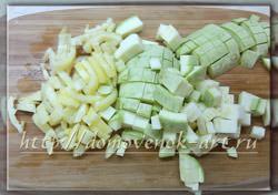 ризотто с овощами рецепт с фото
