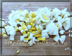 праздничный салат нежное сердце рецепт