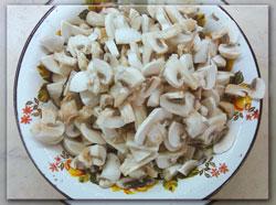 что приготовить с грибами в горшочке