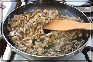 что приготовить с грибами вареники в горшочках