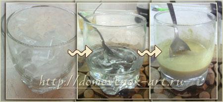 как сделать красивое мыло из основы в морском стиле