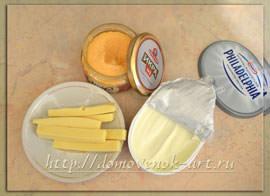начинка для роллов с сыром