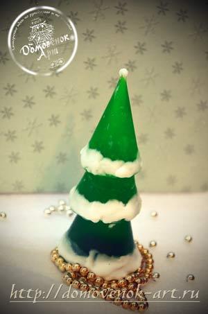 Идея новогоднего подарка своими руками мыло ручной работы