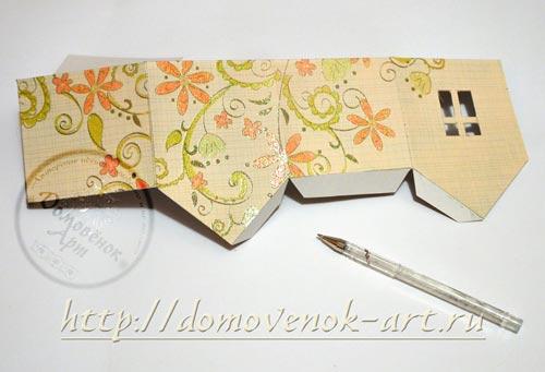 domik-shkatulka-iz-kartona-nakleivaem-skrap-bigovka-sten