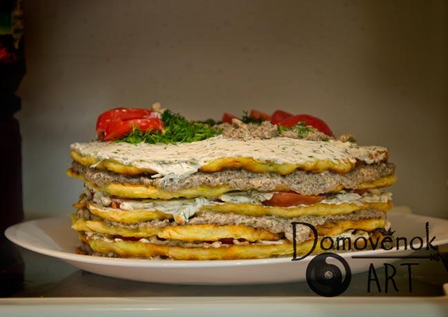 Пошаговый подробный рецепт кабачкового торта