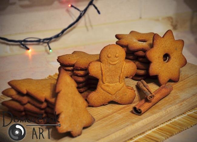 Имбирное печенье проверенный рецепт