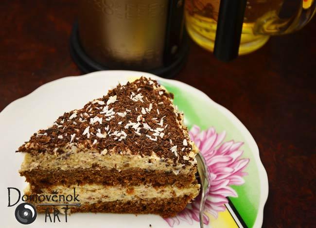 Простой рецепта сметанника без сахара