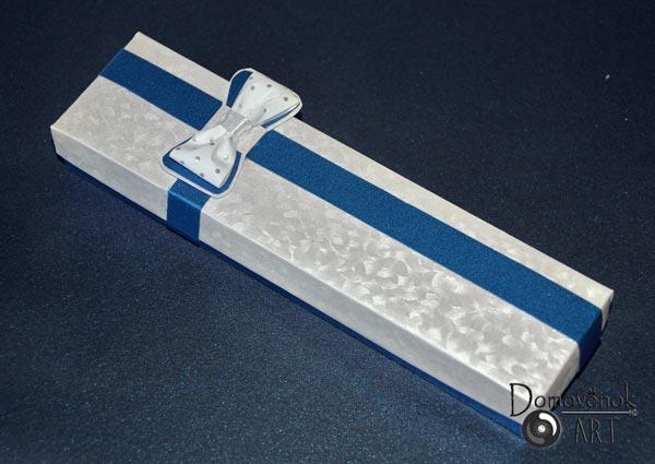 Мастер-класс подарочная коробочка для украшений