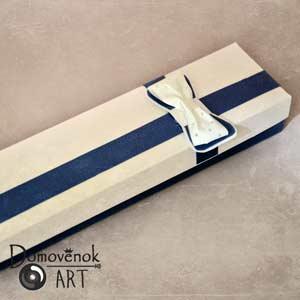Подарочная коробочка для украшений своими руками
