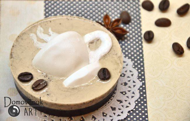 Кофейное мыло своими руками без специальных форм