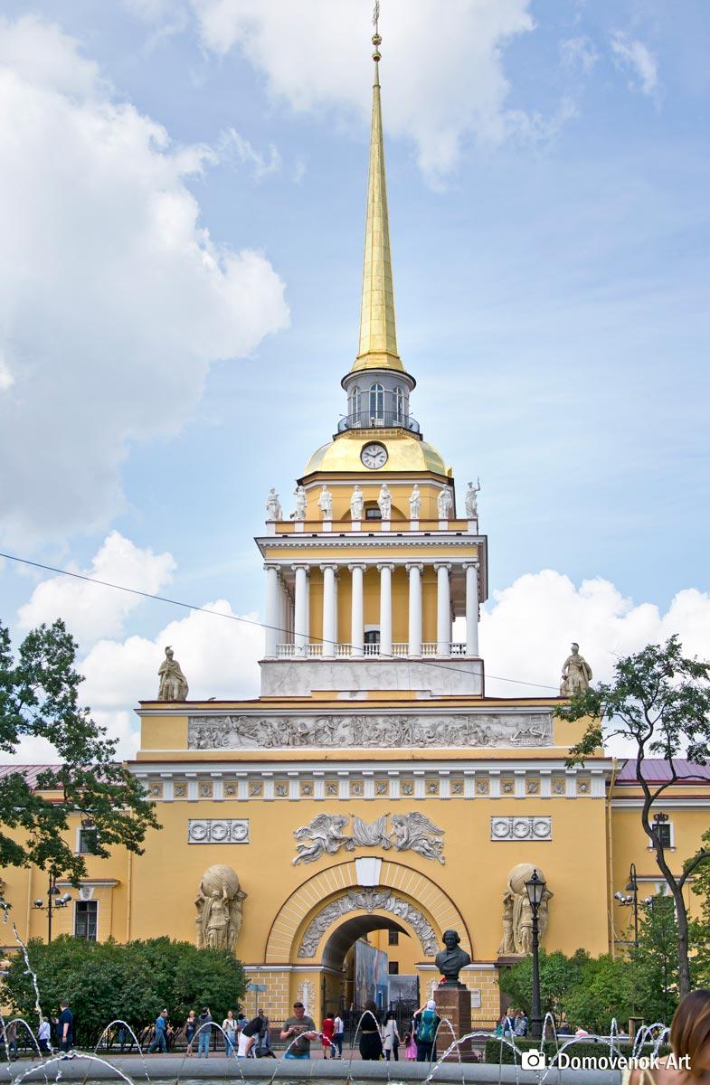 Адмиралтейство. Санкт-Петербург