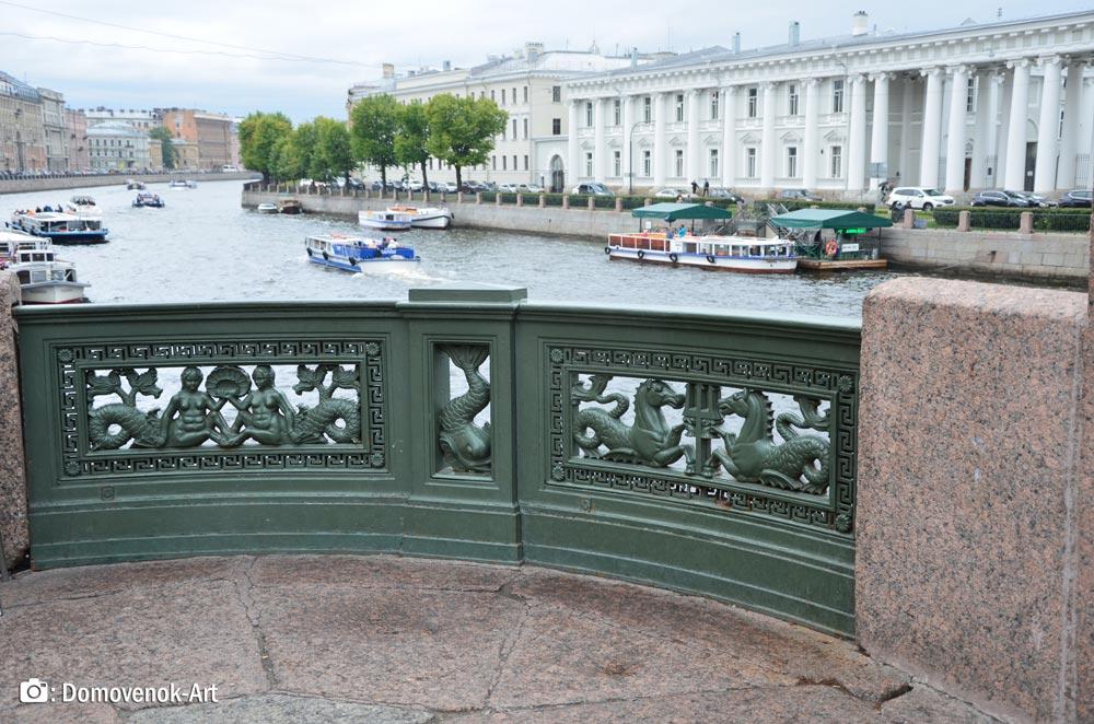 Аничков мост, Санкт-Петербург