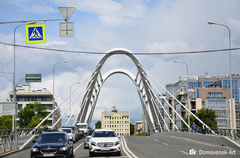 Лазаревский мост. СПБ