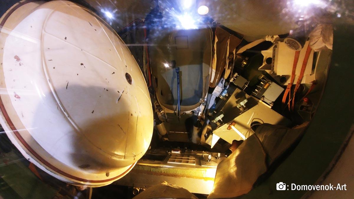 Модуль корабля Союз-16