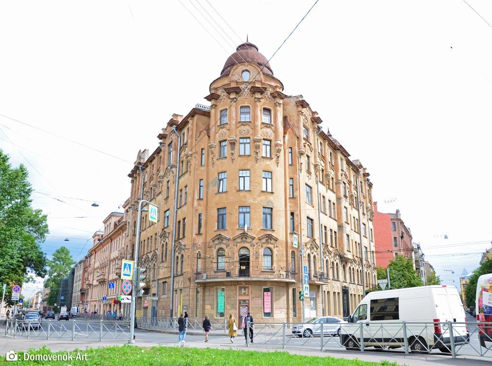 Доходный дом Ульянова