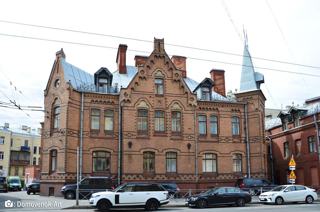 Особняк Тиса на Петроградской стороне