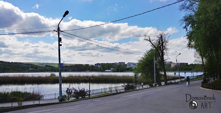Озеро Valea Morilor